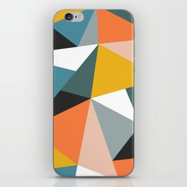 Modern Geometric 36 iPhone Skin