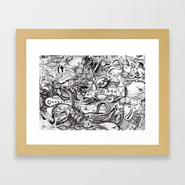 Wonderland by Valentina Rota Framed Art Print