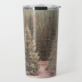 Look For Me In The Trees Travel Mug