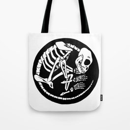 Skeleton 504 Tote Bag