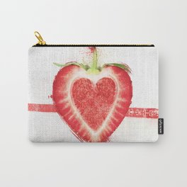 Stawberry Carry-All Pouch
