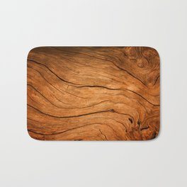 Wood Texture 99 Bath Mat