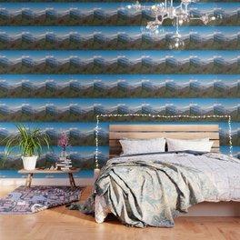 Blue Ridge Peaks Wallpaper