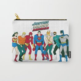 The Filmation League Carry-All Pouch
