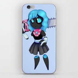 Chibi Candy iPhone Skin