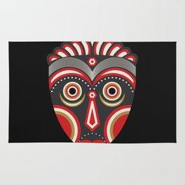 Lulua Mask Rug