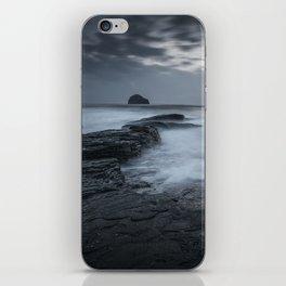 Sunset in Cornwall III iPhone Skin