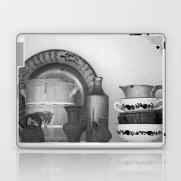Pottery still life Laptop & iPad Skin