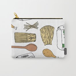 Tamales Carry-All Pouch