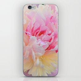 Joy of a Peony by Teresa Thompson iPhone Skin