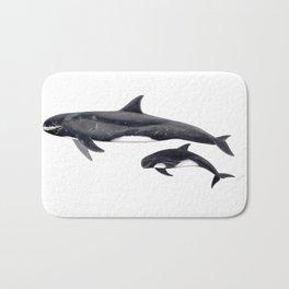 Pygmy killer whale Bath Mat
