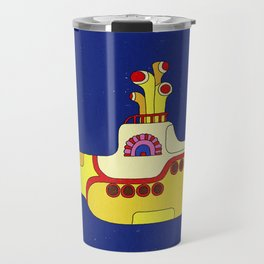 We all live in a yellow submarine Travel Mug