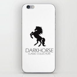DARK HORSE CLASSIC COLLECTION iPhone Skin