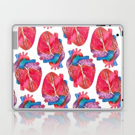 Anatomical Heart Laptop & iPad Skin
