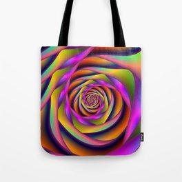 Spiral Six Tote Bag