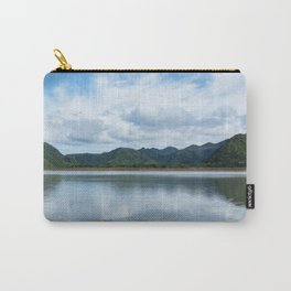 Cloud Reflections Photography Print Carry-All Pouch