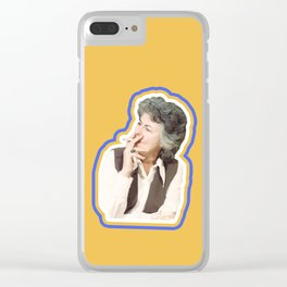 Bea is for Best Clear iPhone Case