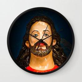 Jesus and his Sacred Heart, Goa, Indi Wall Clock