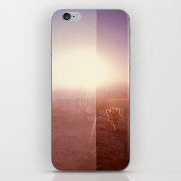 Valley of the Sun [lo-fi] iPhone Skin