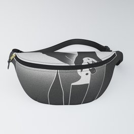 killer thoughts Fanny Pack