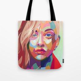Xtina Tote Bag