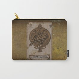 old razor ad Carry-All Pouch