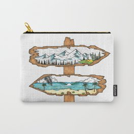 Pathways Carry-All Pouch