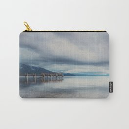 reflections in the water ...  Carry-All Pouch