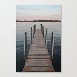 Lake Minnetonka  - Wild Veda Canvas Print
