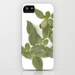 Nerve Plant iPhone Case