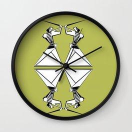 Samuri Wall Clock