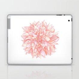 Dreamy Dahlia Laptop & iPad Skin