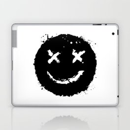 Confused Smile Laptop & iPad Skin