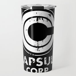 Capsule Corp Vintage white Travel Mug