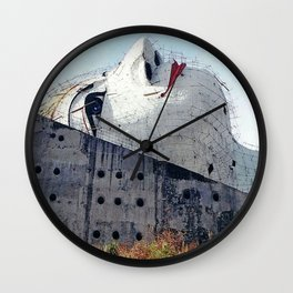 Facelift Wall Clock