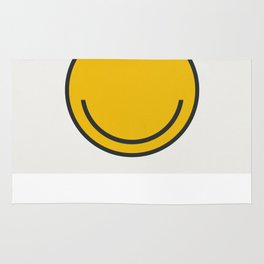 All you need is Smile! Rug