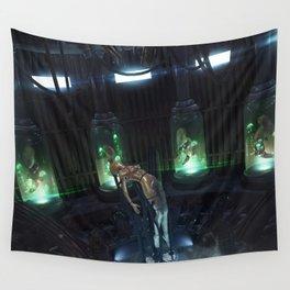 Ginetika Wall Tapestry