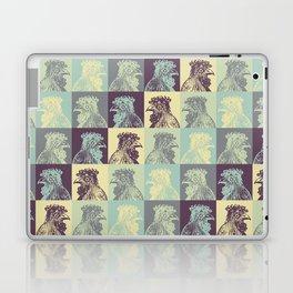 Pop Rooster Laptop & iPad Skin