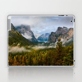Yosemite National Park / Tunnel View  4/26/15 Laptop & iPad Skin