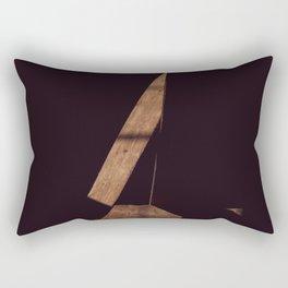 Old Barn Shapes Rectangular Pillow
