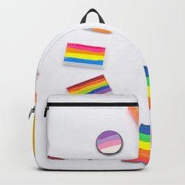 Colorful Image, Makeup Artist, Photo, Image, Wristwatch Image, Sour Stick, Colorful Image, Photograp Backpack