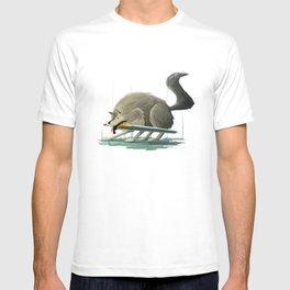 Great Wolf Sif - Dark Souls T-shirt