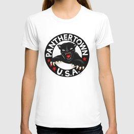 WGH Panthers - Warren Ohio 100 T-shirt