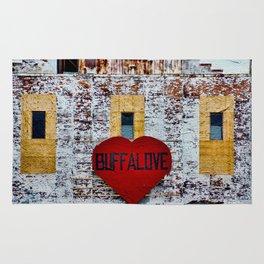 Buffalo Love Rug