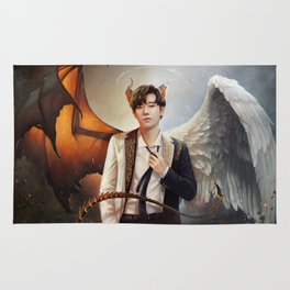 Kim Sunggyu - Demon & Angel Rug