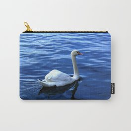 Graceful Swan Carry-All Pouch