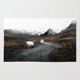 Ram Crossing / Isle of Skye Rug