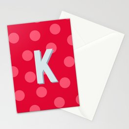 K is for Kindness Stationery Cards