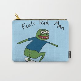 Pepe SB (rough) Carry-All Pouch