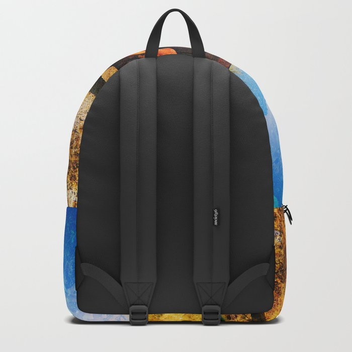 Rusting in Splendour Backpack
